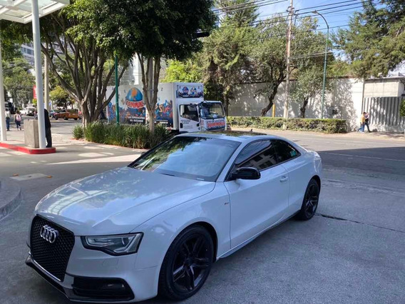 Audi A5 2.0 T S-line Quattro 211hp At 2013