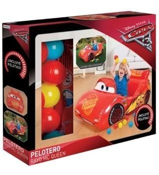 Pelotero Inflable Cars