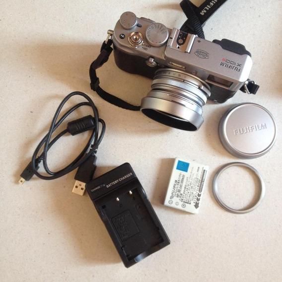 Câmera Fujifilm X100s Com 7.900 Shots. Super Nova