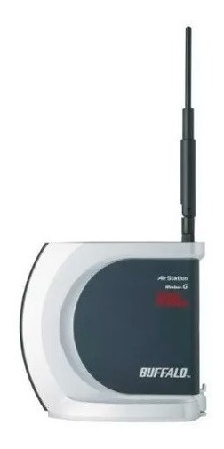 Router Inalambrico Buffalo Whr-hp-g54
