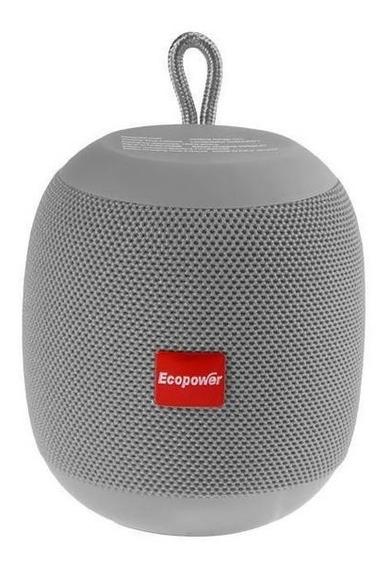 Caixa De Som Ecopower Ep-2360 Usb / Bluetooth / Microsd 5w