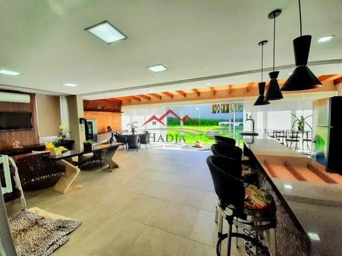 Casa A Venda Condomínio Reserva Da Serra Em Jundiaí Sp - Ca00456 - 69377821