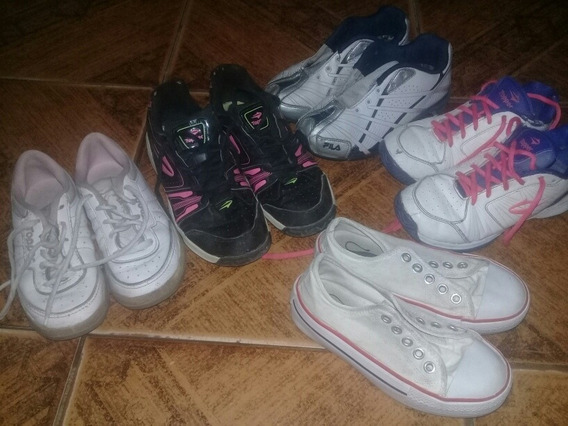 Zapatillas Para Nena Marca Topper Y Otras Varios Numeros
