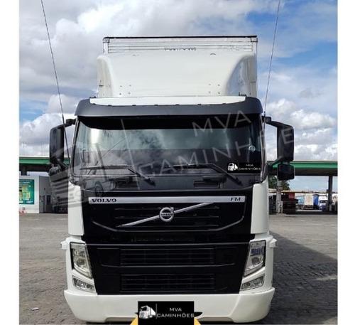 Imagem 1 de 12 de Caminhão Volvo Fm 370 - 4x2 T