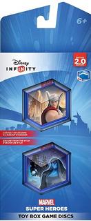 Disco De Poder Para Disney Infinity 2.0 - Thor & Ronan