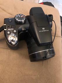 Câmera Fotográfica Com Estojo
