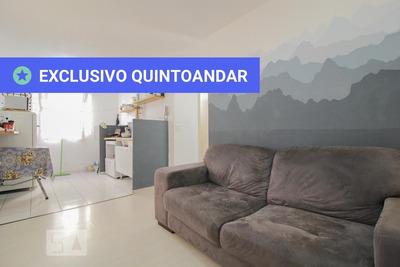 Apartamento No 1º Andar Mobiliado Com 2 Dormitórios E 1 Garagem - Id: 892930577 - 230577