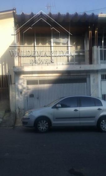 Sobrado - Jardim Maria Rosa - Ref: 5291 - L-5291