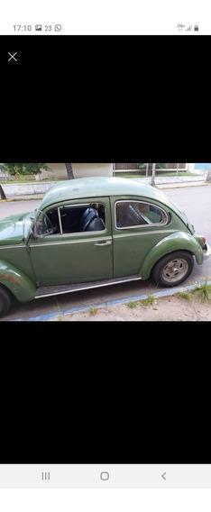 Volkswagen Fusca ...