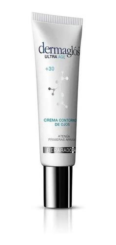 Dermaglos Ultra Age Crema Contorno De Ojos +30 X 15grs