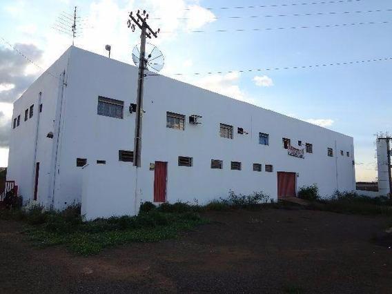 Galpão Industrial Para Locação, Jardim Vista Alegre, Paulínia. - Ga0181