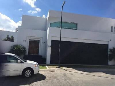 Casa En Condominio En Renta En Del Parque, San Luis Potosí, San Luis Potosí