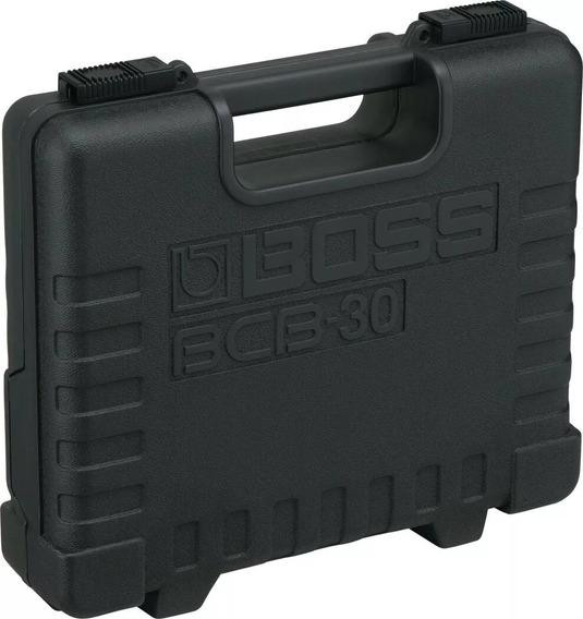 Case Board Boss Bcb-30 Para Pedais