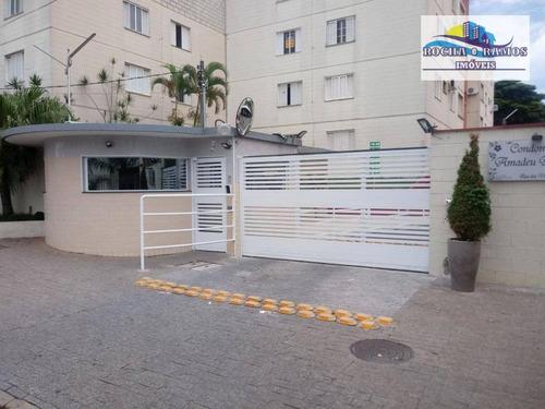 Apartamento Venda, Vila Mimosa, Campinas, Sp - Ap0965