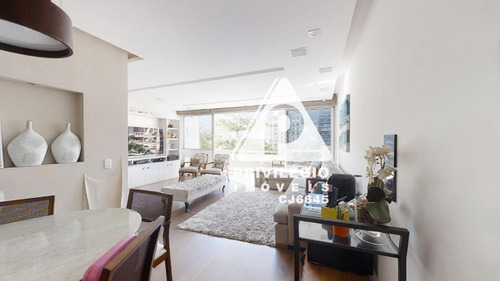 Apartamento À Venda, 3 Quartos, 1 Suíte, 1 Vaga, Lagoa - Rio De Janeiro/rj - 27899