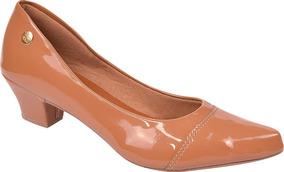 Sapato Feminino Scarpin Bico Fino Salto Alto Ref: 36.005.024
