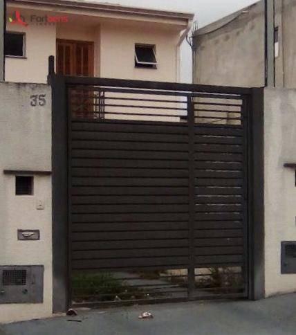Sobrado Residencial À Venda, Jardim Cláudia, São Paulo - So0637. - So0637