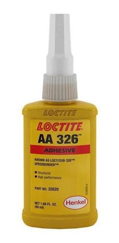 Adesivo Estrutural Loctite Aa 326 50g
