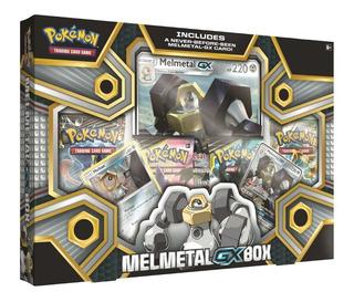 Pokémon Tcg Box Coleção Melmetal-gx - Copag