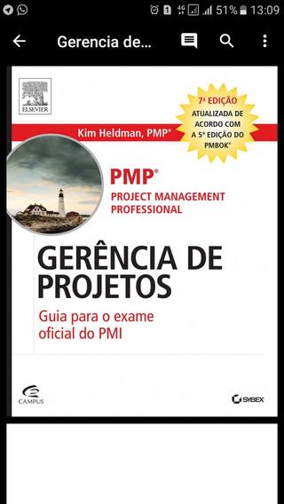 Gerencia De Projetos Pmp