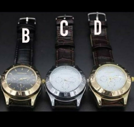 Lote 6 Reloj Encendedor