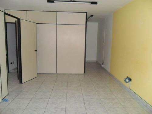 Imagem 1 de 15 de Sala Para Alugar, 70 M² Por R$ 1.200,00/mês - Jardim Do Mar - São Bernardo Do Campo/sp - Sa0024