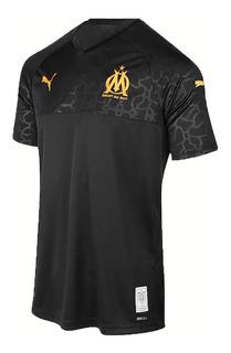 Camisa Olympique De Marselha 2019/20 - Frete Grátis
