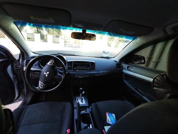 Mitsubishi Lancer 2014 Es Tipo Gt.