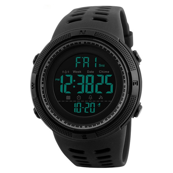 Relógio Masculino Esportivo Digital Skmei 1251 Frete Grátis