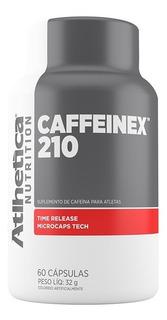 Caffeinex 210 Mg 60 Cápsulas - Atletica Nutrition
