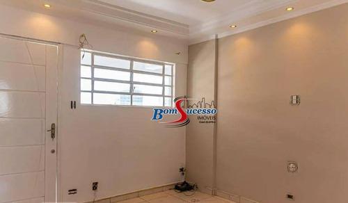 Apartamento Com 2 Dormitórios À Venda, 50 M² Por R$ 345.000 - Centro - São Paulo/sp - Ap3059