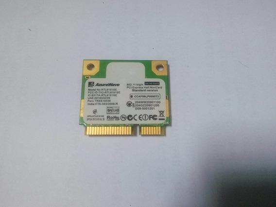 Tarjeta Wifi Modelo Rtl8191se Para Laptop, Mini Laptop