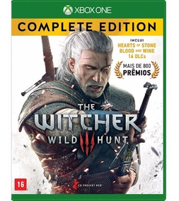 The Witcher 3 Completo Xbox Digital Online