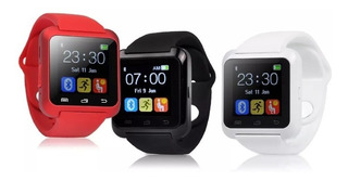 Reloj Inteligente Smartwatch U8 Android Bluethooth