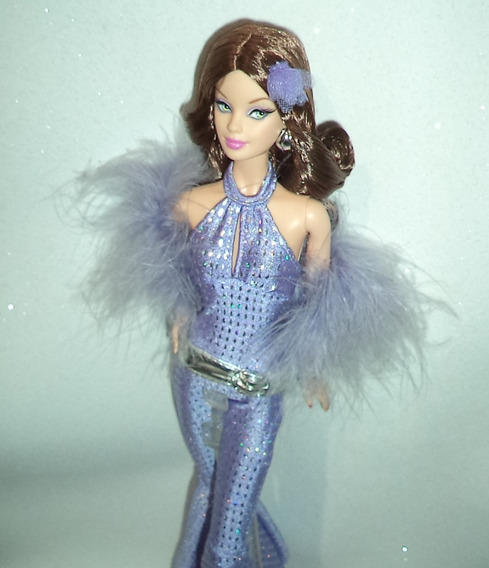 Barbie Collector Celebrate Disco Mattel
