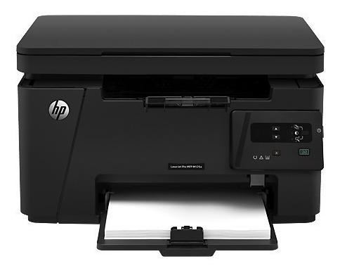 Impressora Hp M 125a Com Garantia Acompanha 2 Toners.