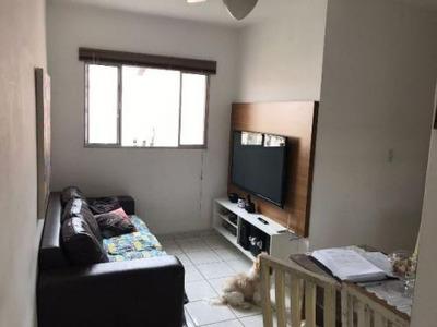 Apartamento Na Praia De Itanhaém Cdhu!!! Ref: 4627 J.k