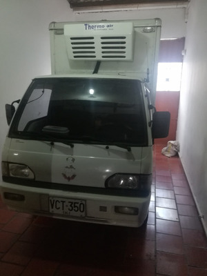 Camion Furgon Refrigerado