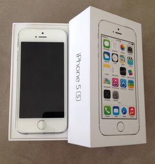 iPhone 5s Prata 16gb - Não Liga