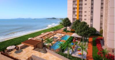 Apartamento Pé Na Areia - Frente Ao Mar