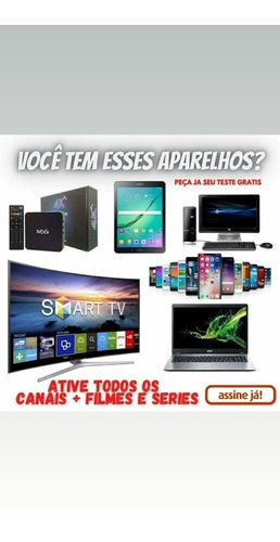 Imagem 1 de 5 de Tv Via Internet R$35