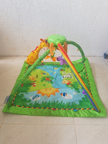 Tapete De Atividades Fisher Price Rainforest Melodies & Ligt