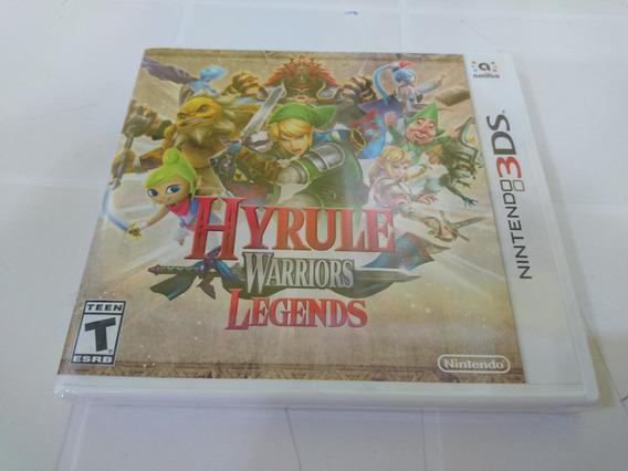 Hyrule Warriors Legends - 3ds - Lacrado!
