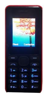 Celular Basico 108 -fm - Linterna-pantalla 1.8 Oferta Rb