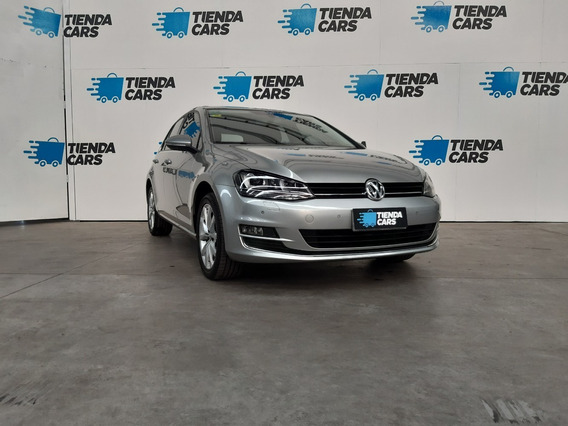 Volkswagen Golf 1.4 Highline Tsi Dsg Beige