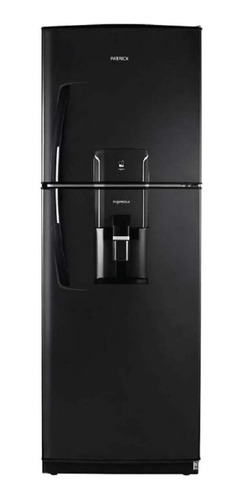 Heladera Con Freezer Patrick 394lts Hpk151m11n01 Negro Lh