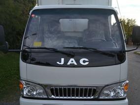 Jac Kfc 1035 K Con 3600 Km(0 Km) Con Furgón Para Congelados
