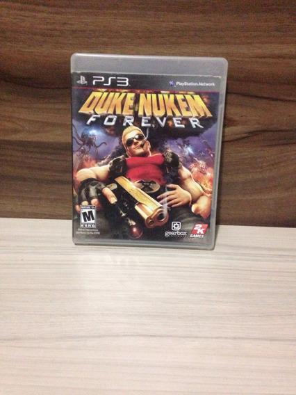Jogo Ps3 Duke Nukem Forever