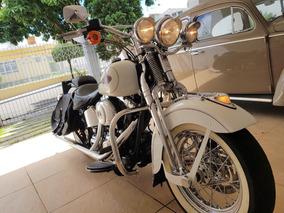 Harley Davidson Heritage Springer 2001 (carburada)