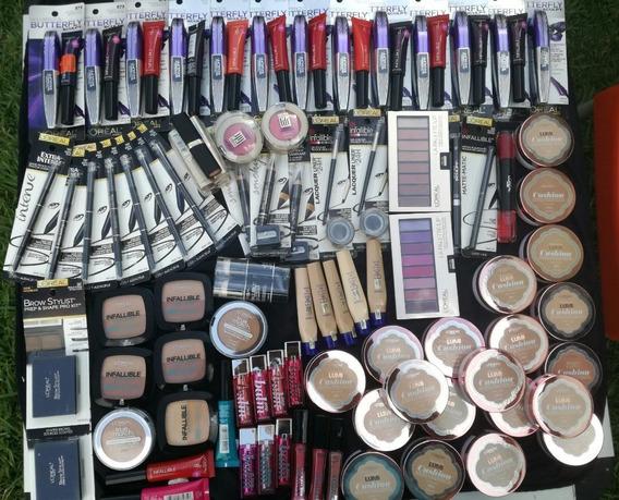 Cajas De Maquillaje Loreal (100 Productos) Surtida